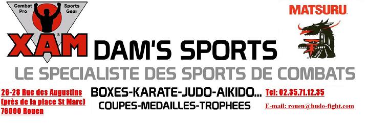 dams sport
