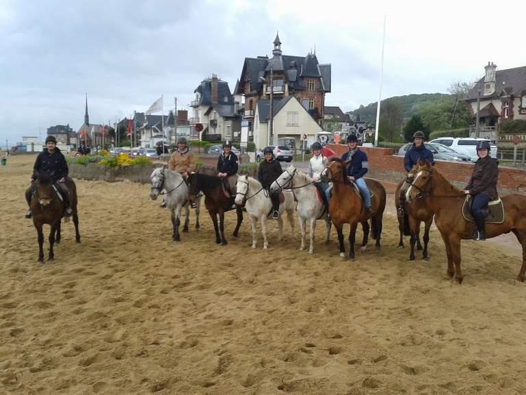 centre equestre houlgate