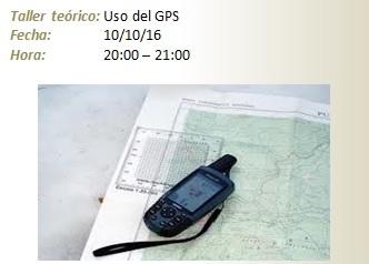 USO DEL GPS