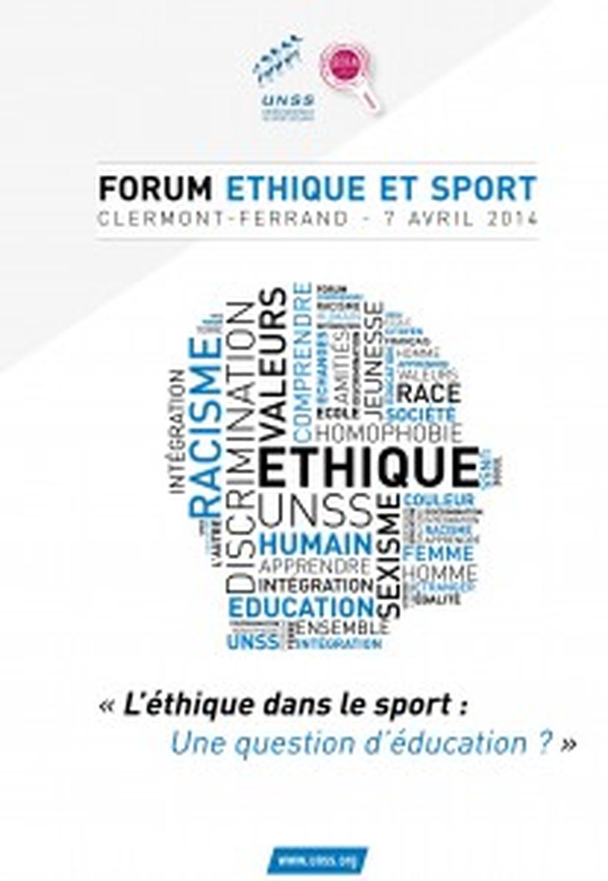 forum international : Education et Sport