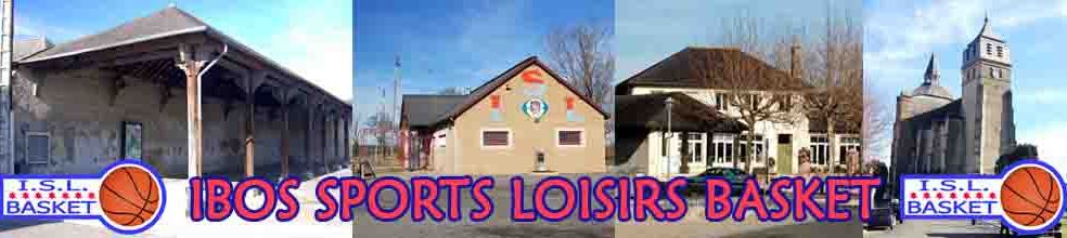 Ibos Sports Loisirs Basket : site officiel du club de basket de IBOS - clubeo