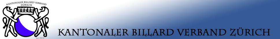 Kantonaler Billard Verband Zürich : offizielle Webseite des Billardvereins von Zürich - clubeo