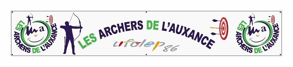 Les Archers de l'Auxance. : site officiel du club de tir à l'arc de MIGNE AUXANCES - clubeo