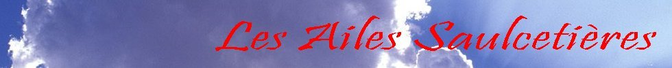 Les Ailes Saulcetières : site officiel du club d'aéromodelisme de LA SAULCE - clubeo
