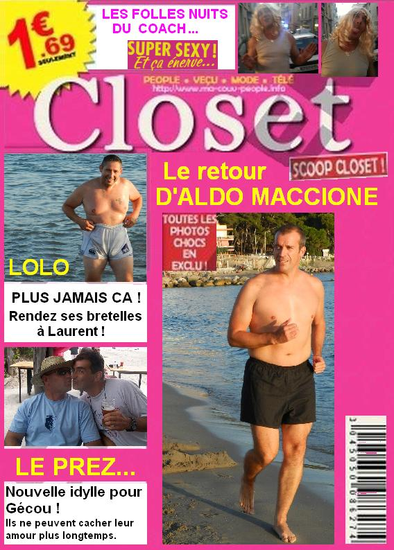 Closet sept