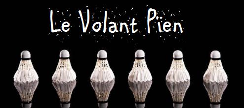 Le Volant Pïen : site officiel du club de badminton de WIGNEHIES - clubeo