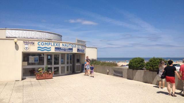 Piscine Complexe Nautique Du Front De Mer De Trouville  Club