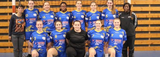 Site Internet officiel du club de handball USM Montargis Handball
