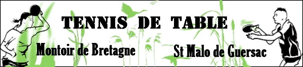Montoir St Malo - Tennis de table : site officiel du club de tennis de table de MONTOIR DE BRETAGNE - clubeo