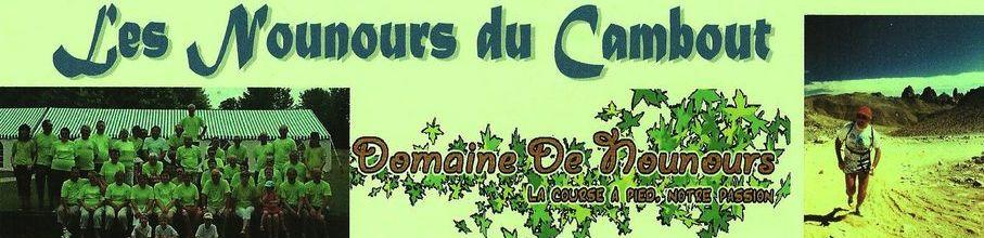 LES NOUNOURS DU CAMBOUT : site officiel du club d'athlétisme de LE CAMBOUT - clubeo