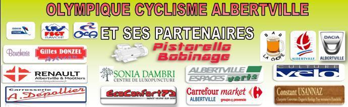Olympique cyclisme d'Albertville : site officiel du club de cyclisme de Albertville - clubeo