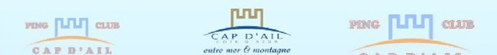 PING CLUB DE CAP D'AIL : site officiel du club de tennis de table de CAP D AIL - clubeo