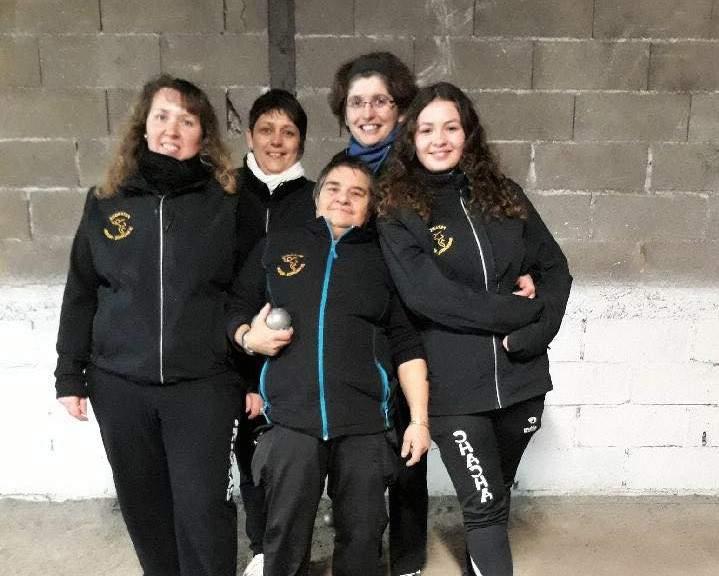 Equipe Femme 1 - 1ère Division