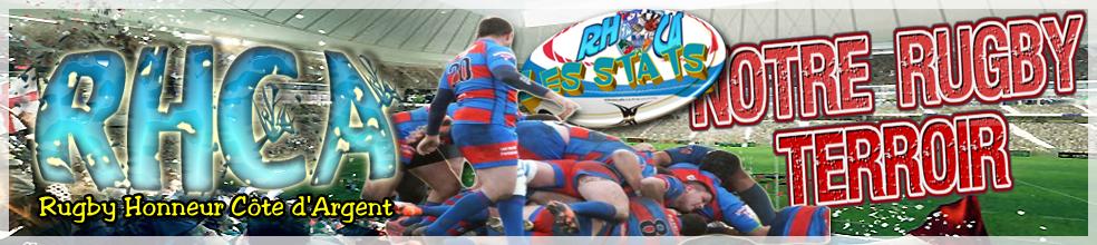 Rugby Honneur de la Côte d'Argent : site officiel du club de rugby de Bordeaux - clubeo