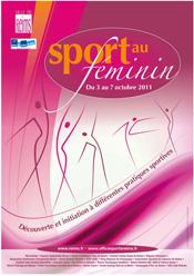 semaine du sport au féminin