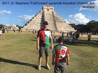 2017_01 FullContact pyramide Kukulcan Chichen Itza Mexique