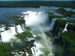 Argentine chutes d'Iguazu