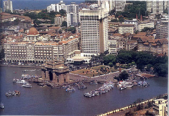 Mumbai Porte de l Inde