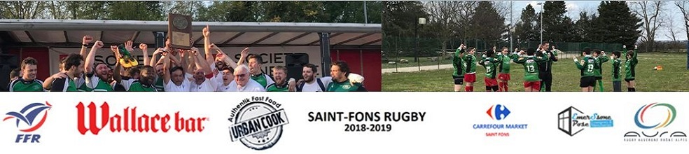 CO Saint Fons Rugby : site officiel du club de rugby de Saint Fons - clubeo