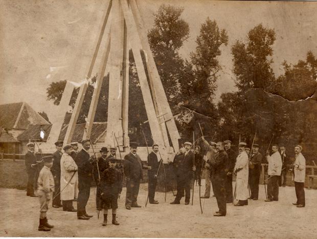 Hazebrouck en 1907