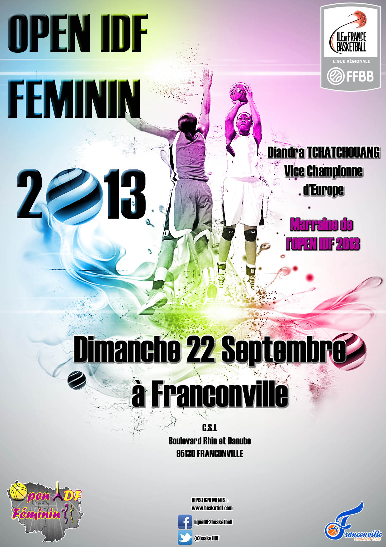 OPEN FEMININ IDF