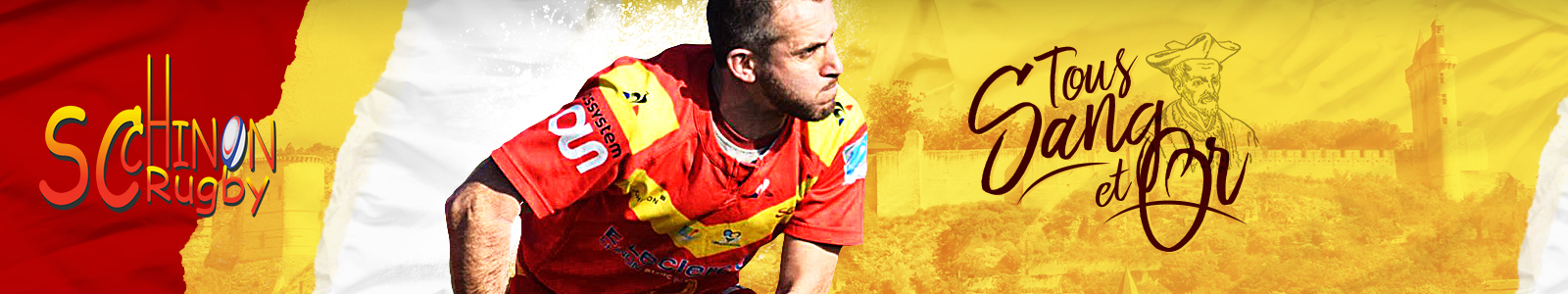 Sporting Club Chinonais Rugby : site officiel du club de rugby de CHINON - clubeo