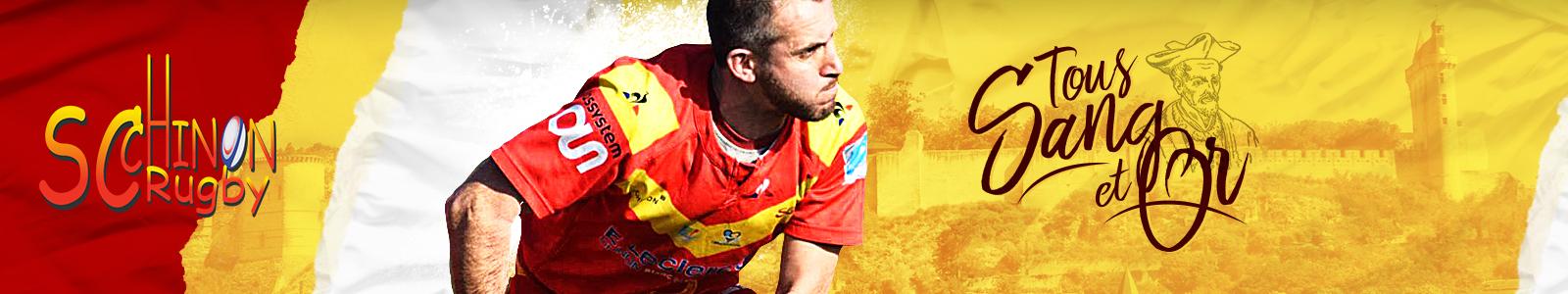 Sporting Club Chinonais Rugby : site officiel du club de rugby de CHINON - clubeo