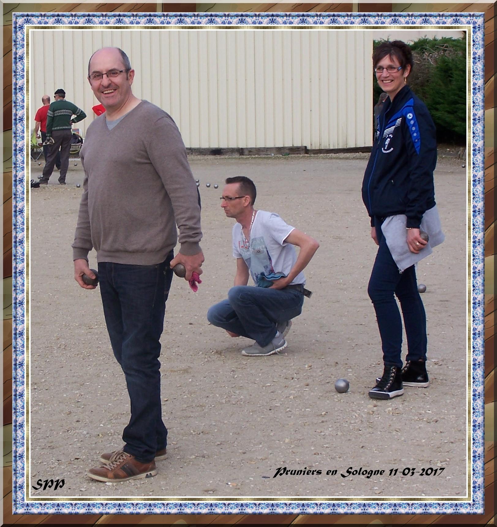 Concours de Pruniers en Sologne