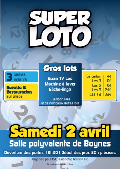 Super Loto foot/tennis