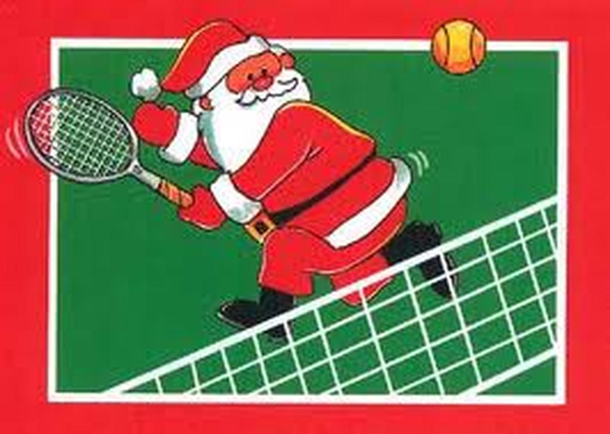 Noeltennis for Club piscine repentigny noel