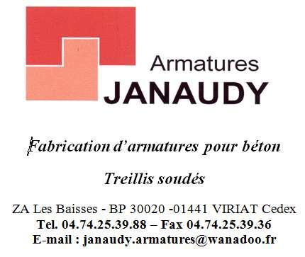 Armatures JANADY
