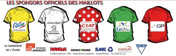 Les Maillots 2014