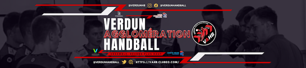 Verdun Agglomération Handball : site officiel du club de handball de Belleville-sur-Meuse - clubeo