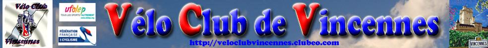 Vélo Club de Vincennes : site officiel du club de cyclisme de VINCENNES - clubeo