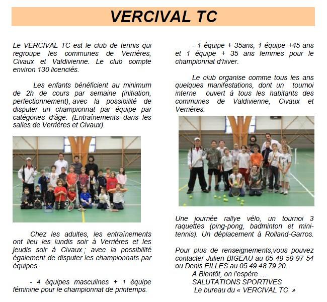 Bulletin municipal Civaux 2010