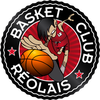 logo du club BASKET CLUB REOLAIS (section de l'Amicale Laïque de La Réole)