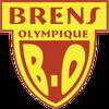 logo du club BRENS OLYMPIQUE