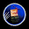 logo du club HB 07 LE TEIL