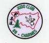 logo du club JUDO CLUB  88 CHARMES