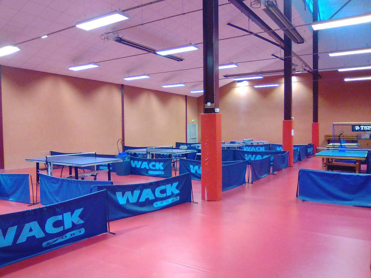 salle salle andr landormi club tennis de table le havre s 39 port tennis de table clubeo. Black Bedroom Furniture Sets. Home Design Ideas