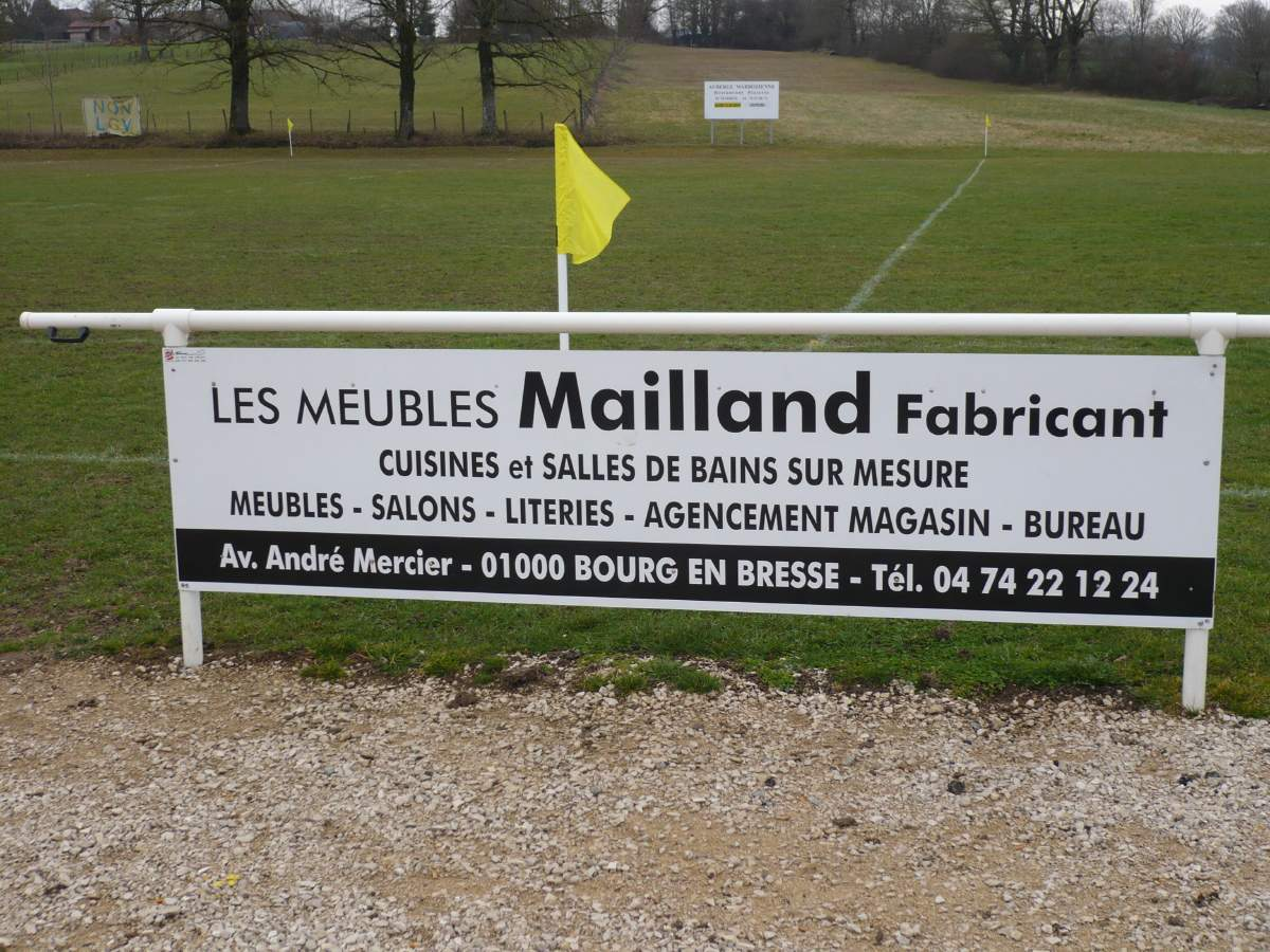 Les Meubles Mailland Fabricant Club Rugby Rugby Club De Beny Clubeo