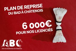 Le plan de reprise de l'ABC Châtenois