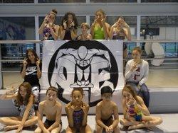 Démonstration de nage de l'école de natation le dimanche 16 Décembre