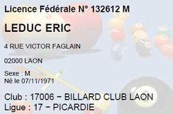 Eric LEDUC