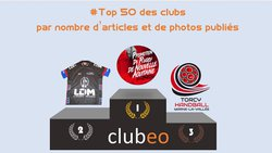 Top 50 articles photos clubeo