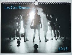 Calendrier 2015 - Les Cro-Keuses