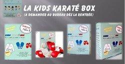 box pour petit karatéka de 4 à 7 ans