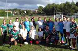 Rencontres féminines Rugby V