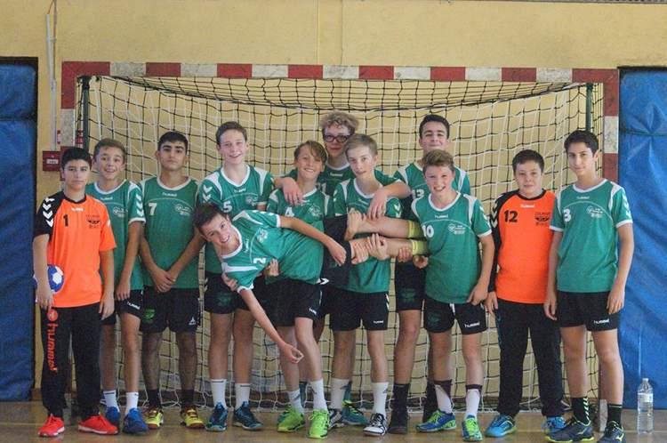 -15 équipe 2