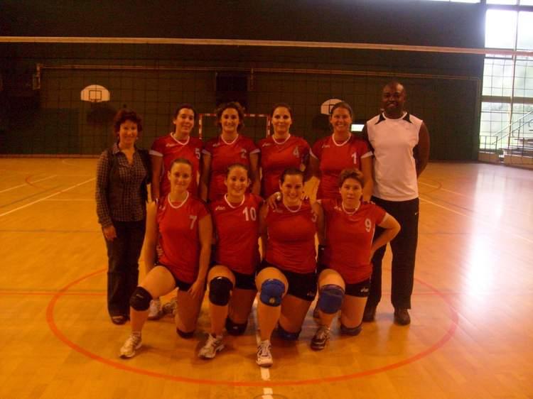 Equipe Féminine 1
